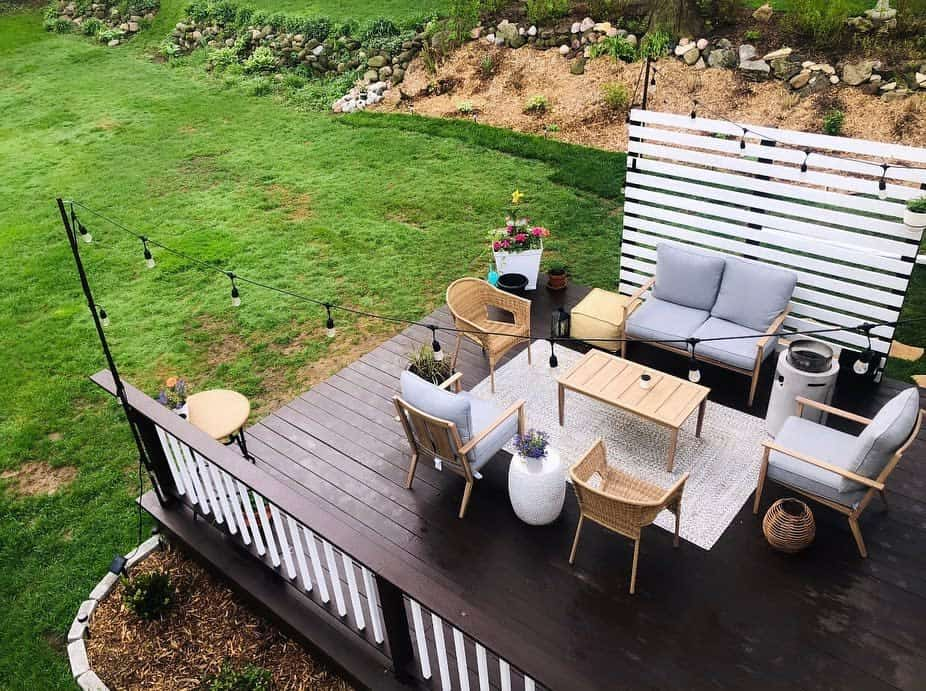 Deck DIY Backyard Ideas -brihorozewski