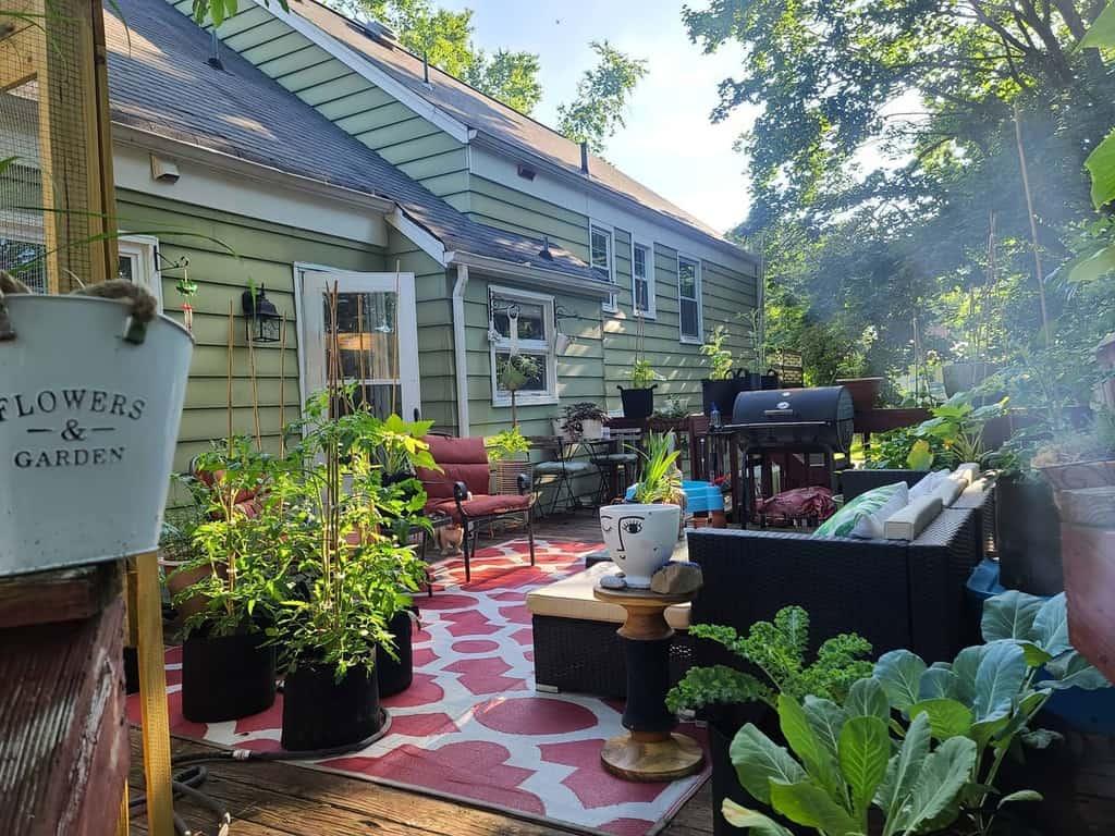 Deck Patio Garden Ideas -kimorab_lib