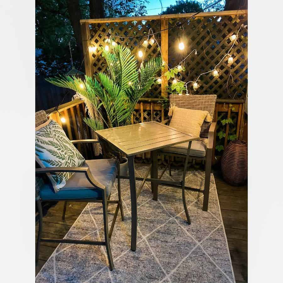 Deck Patio Ideas On A Budget Imjust Me Gan