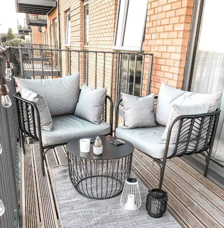 Deck Patio Ideas On A Budget Thefrankiehome