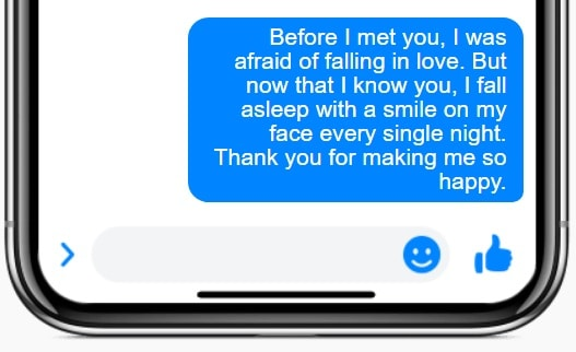 Deep Goodnight Text For Her