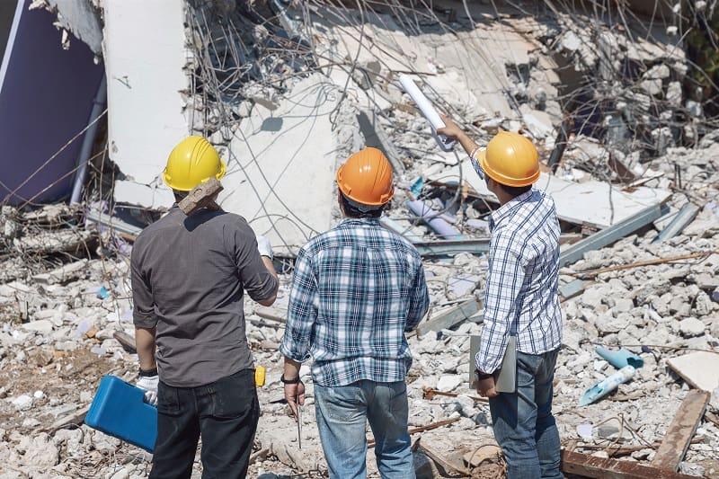Demolition Manager - Best Outdoor Jobs For Outdoorsmen