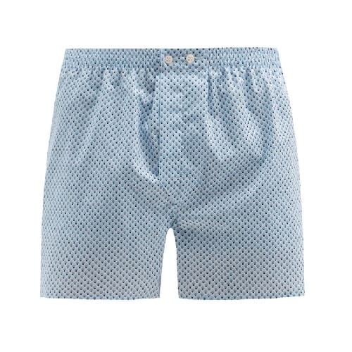 Derek Rose Cotton-Poplin Boxer Shorts