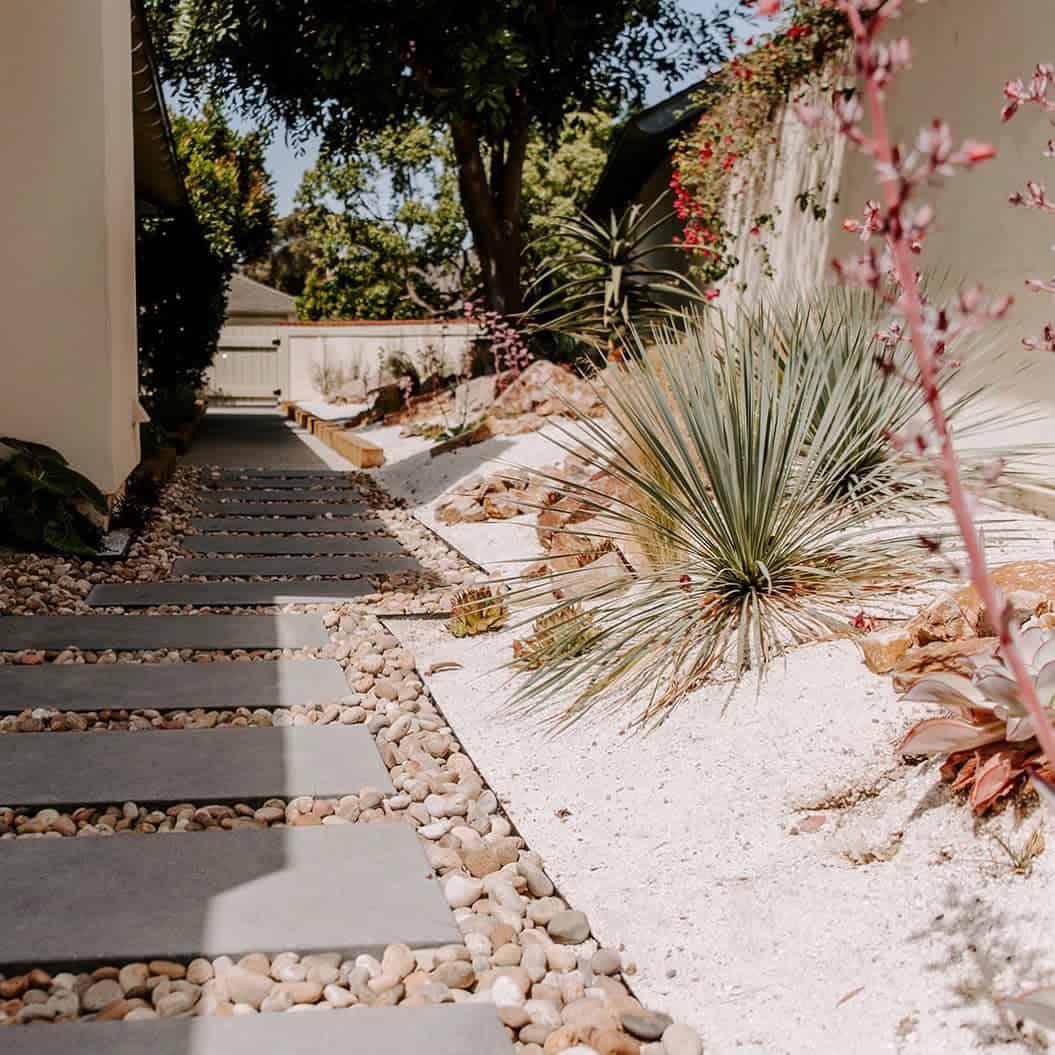 Desertscape Grass Free Yard Ideas -fredricksonlandscapeinc