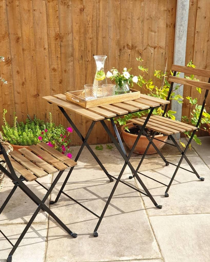 Design Patio Garden Ideas -afeliashome
