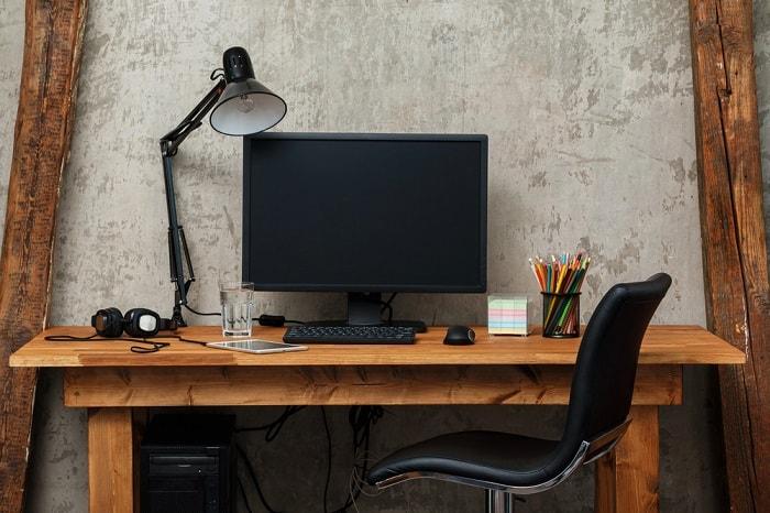 Desktop Computer Workspace 2