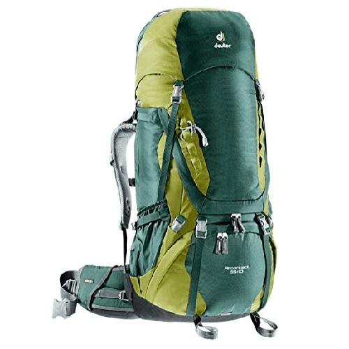 Deuter Aircontact 65+10 Backpacking Pack