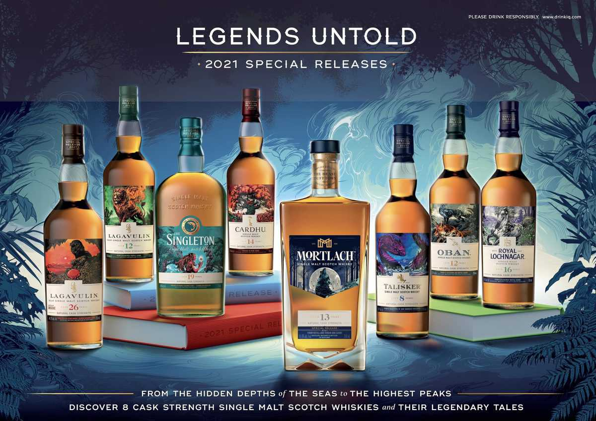 Diageo_Special Releases_Collection