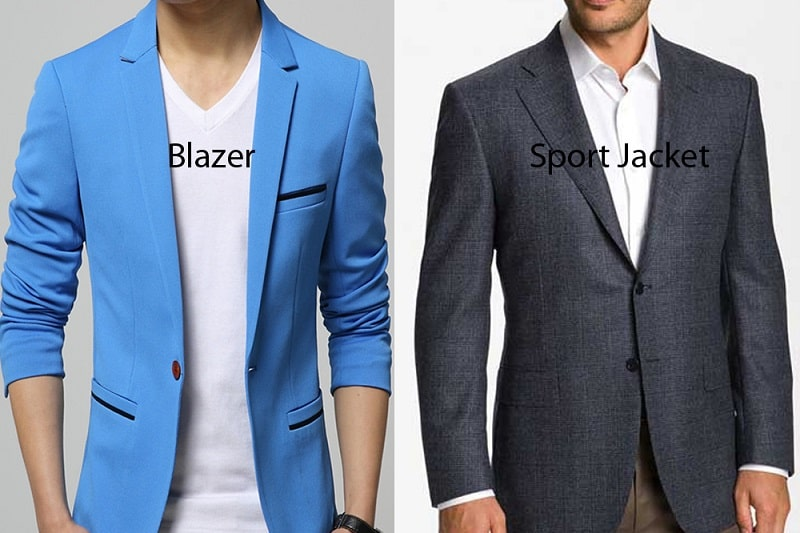 Differences Between A Sport Coat And A Blazer
