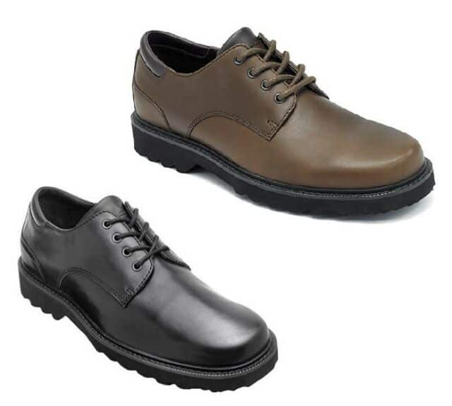 Differences Between Clarks and Rockport