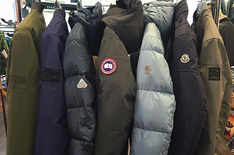 Differences Between Moncler and Canada Goose