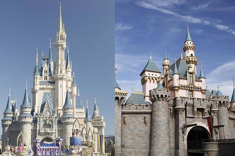 9 Major Differences Between Walt Disney World and Disneyland