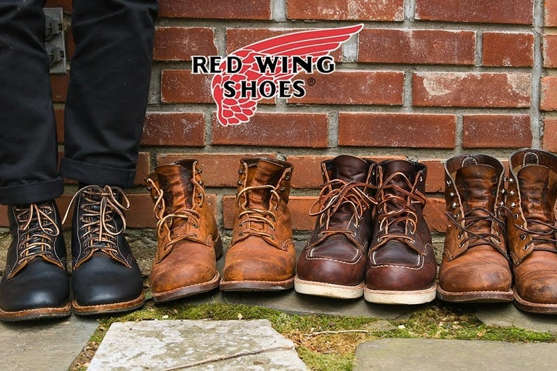 Differences of Red Wing Heritage Blacksmith And Iron Ranger