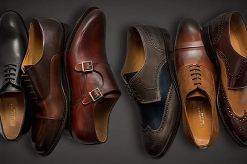 Different Types Of Wingtips And Brogues