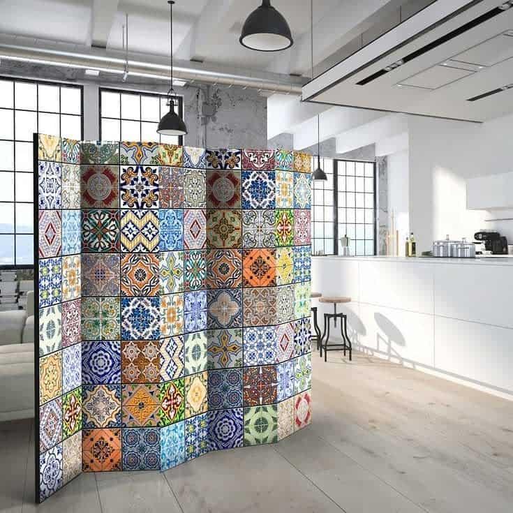 Divider Temporary Wall Ideas -hirosdesign