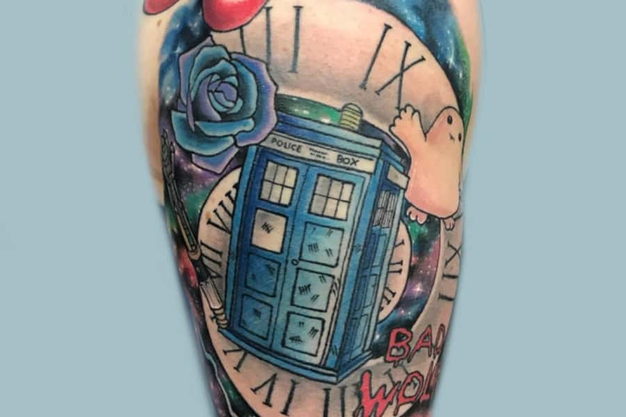 Top 80+ Best Doctor Who Tattoo Ideas- [2021 Inspiration Guide]