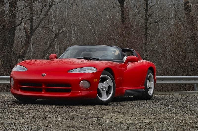 Dodge-Viper-1992