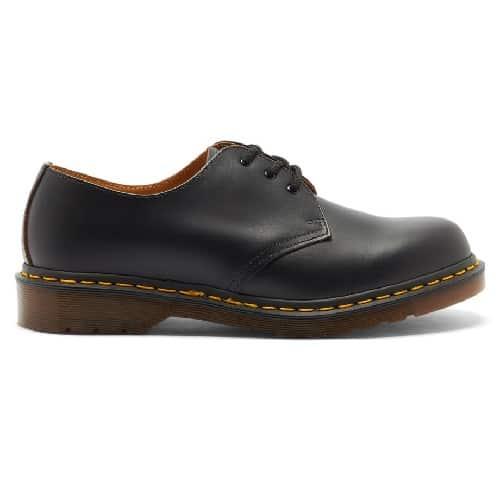 Dr.-Martens-1461-Leather-Derby-Shoes