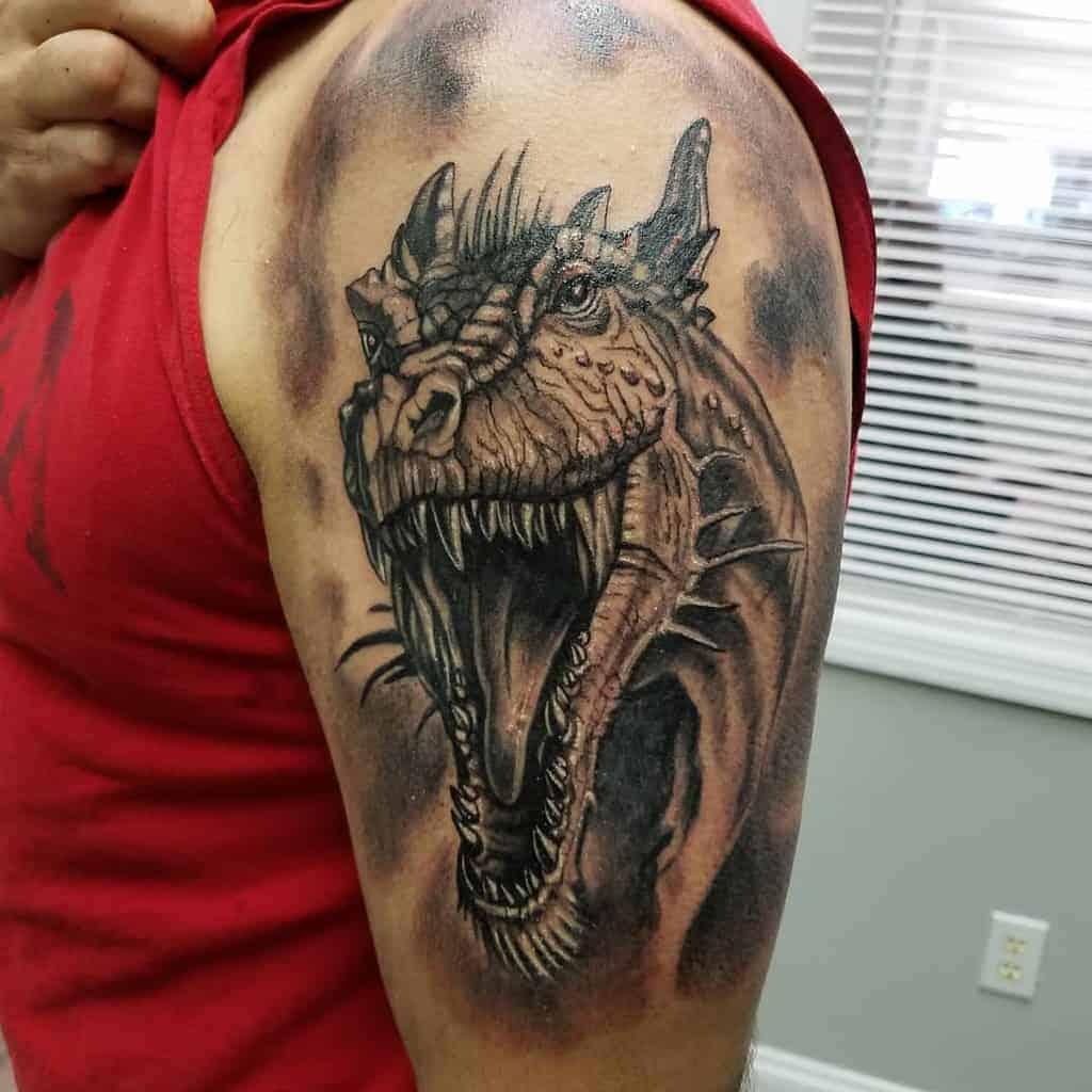 Dragon-Head-Arm-Tattoo-stevink