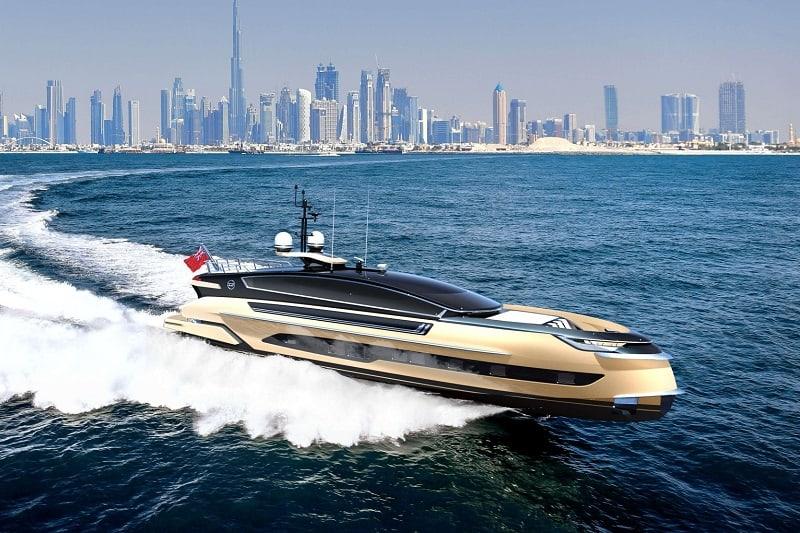 Dynamiq Luxury Yacht
