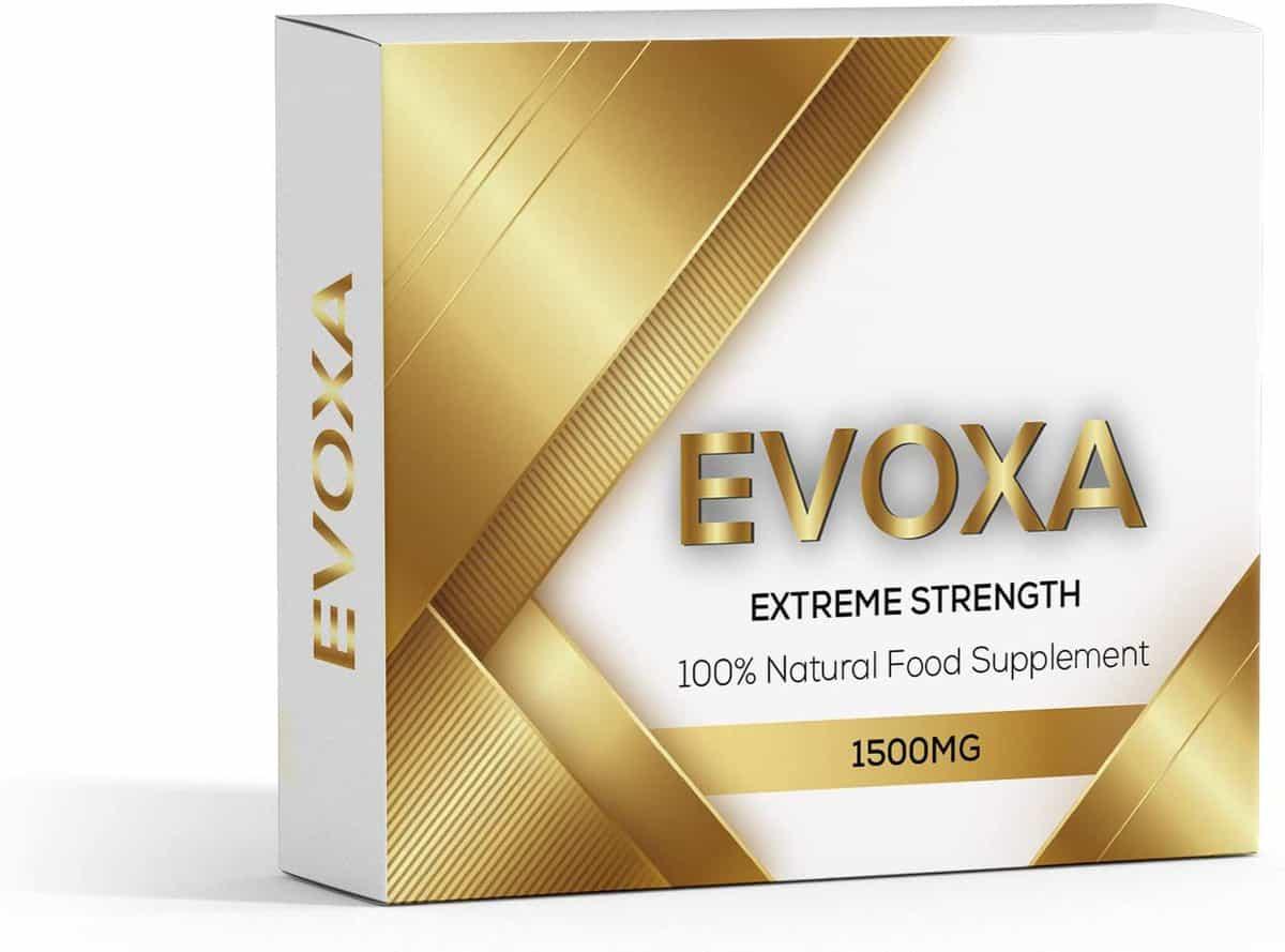 EVOXA Extreme Strength Gold Ginseng Complex
