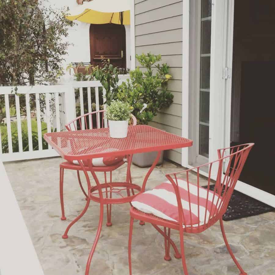 Easy Patio On A Budget Ideas Cardinalescrow