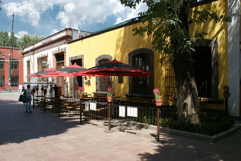 El Hijo Del Cuervo Coyoacán Bar to Scope Out in Mexico City