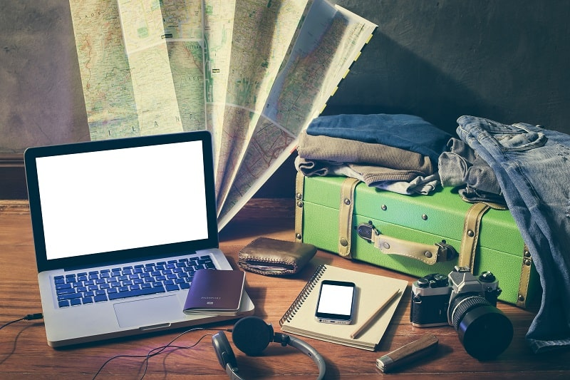 Entertainment Essentials - Essentials Travel Checklist For Men