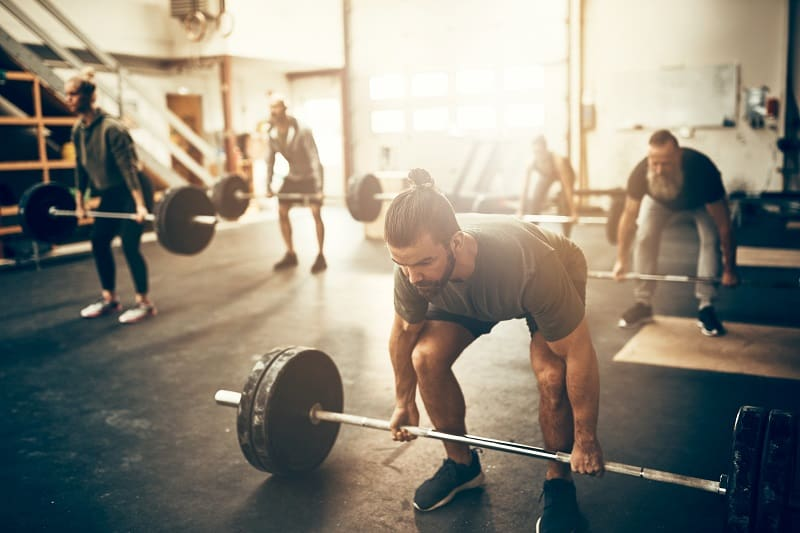 The 8 Essential Exercises All Men Should Do According to the Experts