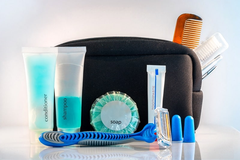 Essential Toiletries - Essentials Travel Checklist For Men