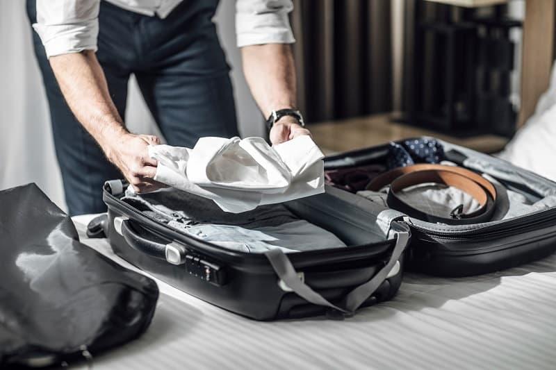 Essentials - Essentials Travel Checklist For Men