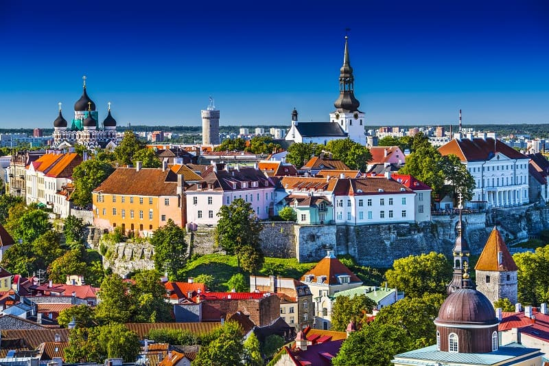 Estonia-Cheapest-Travel-Destination