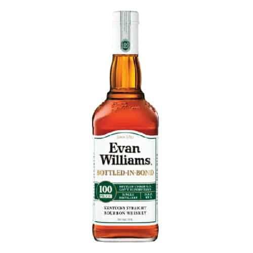 Evan-Williams-100-Proof-Bottled-in-Bond-Bourbon