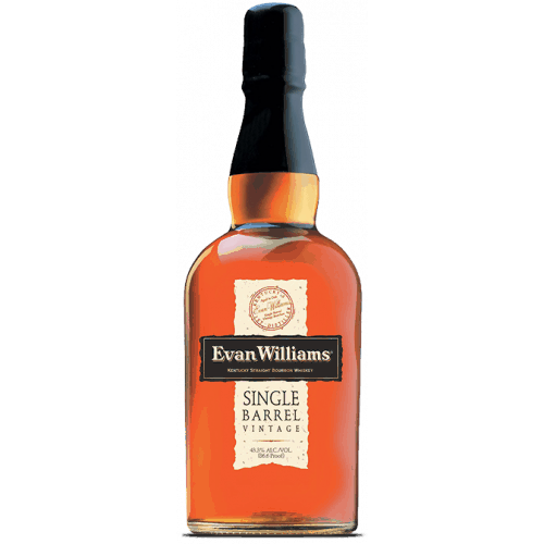 Evan-Williams-Single-Barrel-Vintage-Bourbon-Whiskey