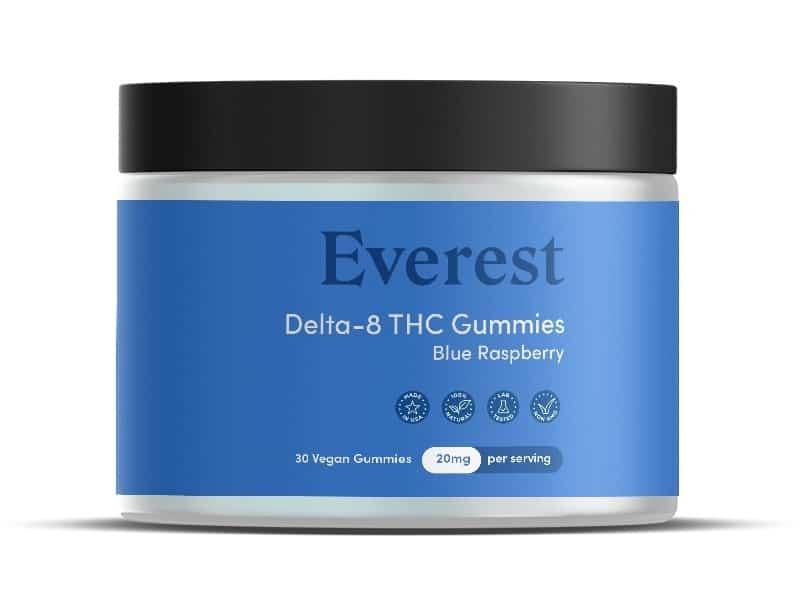 Everest Delta 8 Gummies