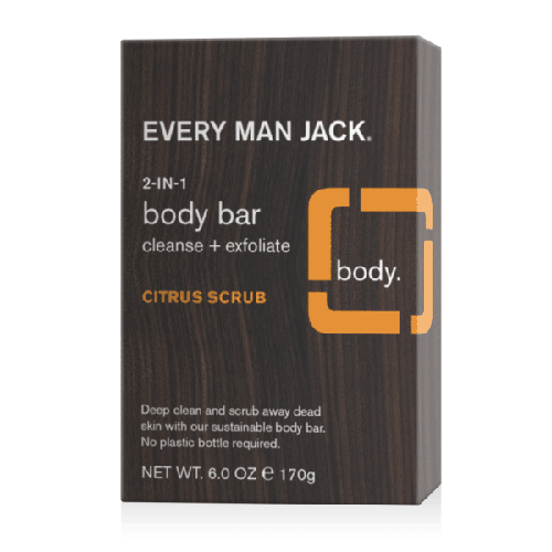 Every Man Jack 2-In-1 Body Bar