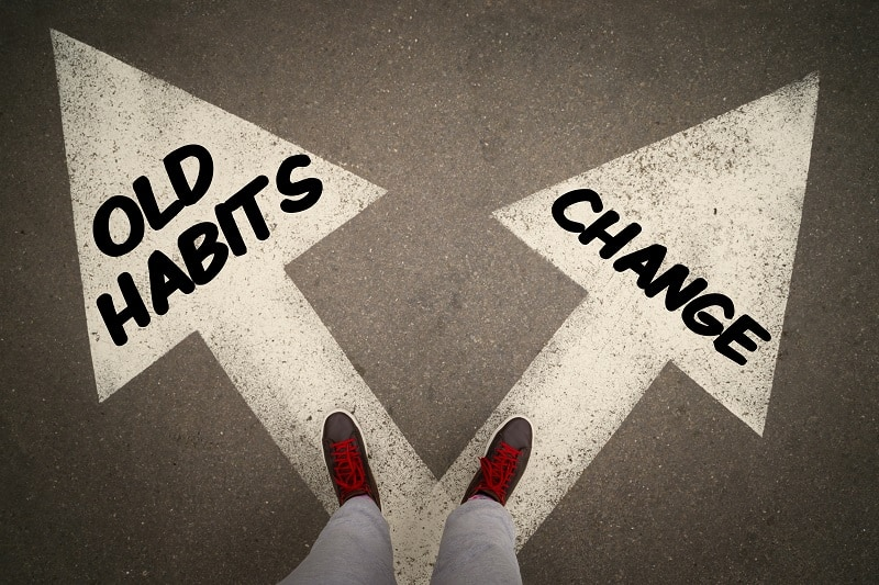 Examine your daily habits - 100 Plus Way to be a Better Man