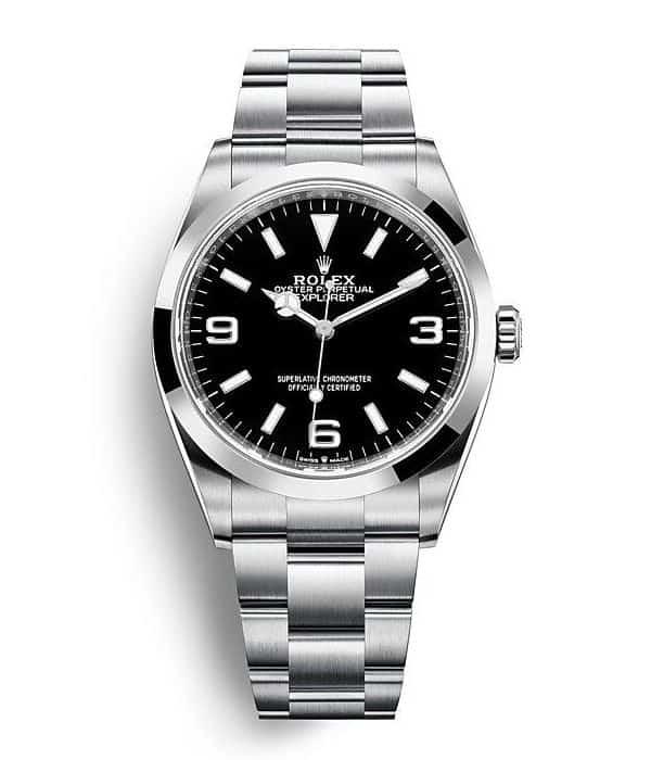 Explorer Rolex Watch