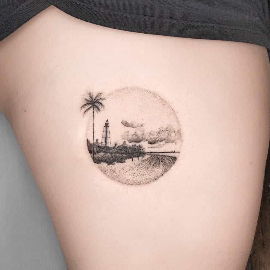 fineline-dotwork-portrait-single-needle-tattoo-lemontreeink