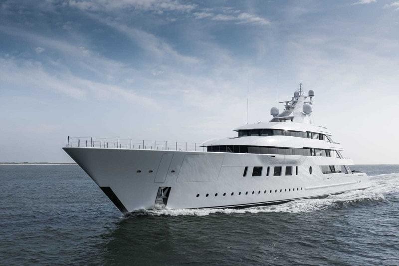 Feadship Luxury Yacht