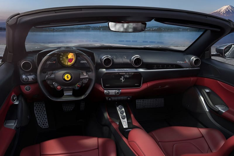 Ferrari Portofino M, the Evolution of a Spider 1