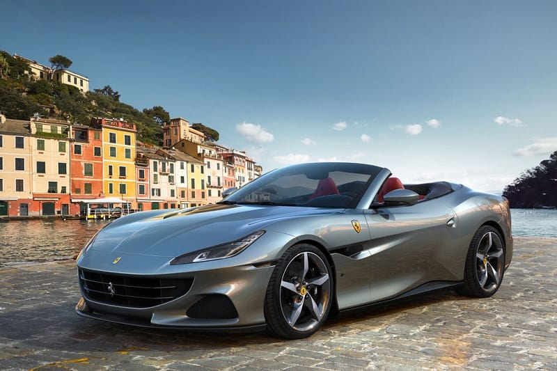 Ferrari Portofino M, the Evolution of a Spider 2