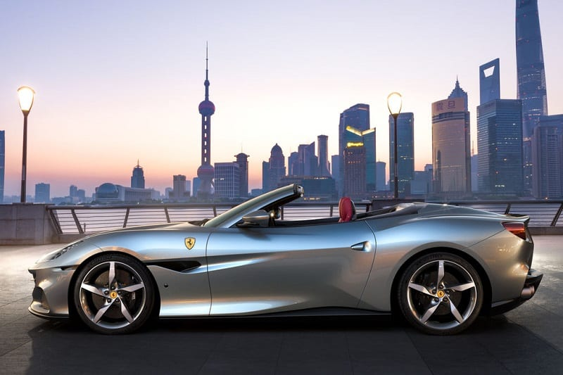 Ferrari Portofino M, the Evolution of a Spider