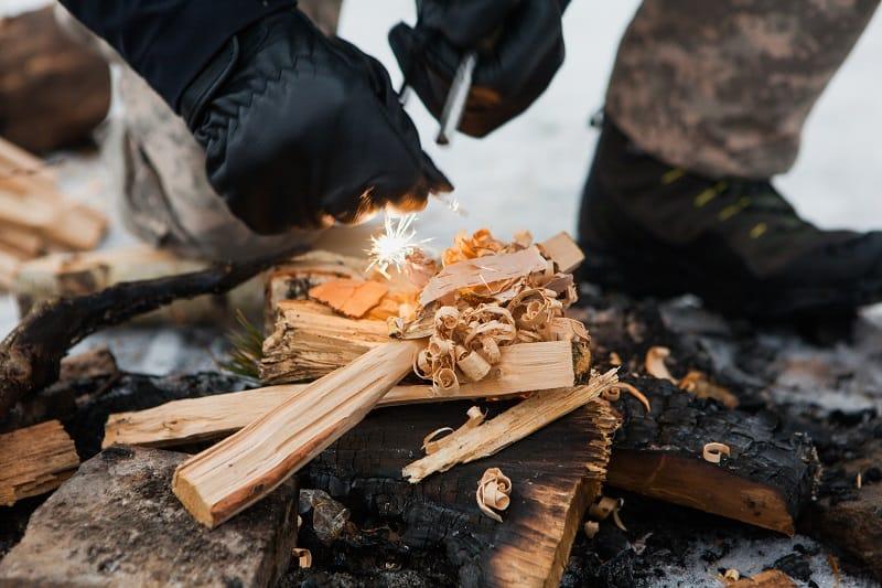 Fire Starters - Camping Essentials