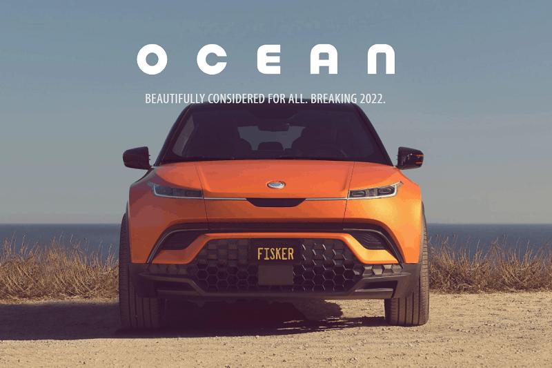 Fisker Ocean SUV Launch 1