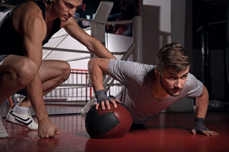 Fitness Coach or Personal Trainer - Small Business Ideas For Men