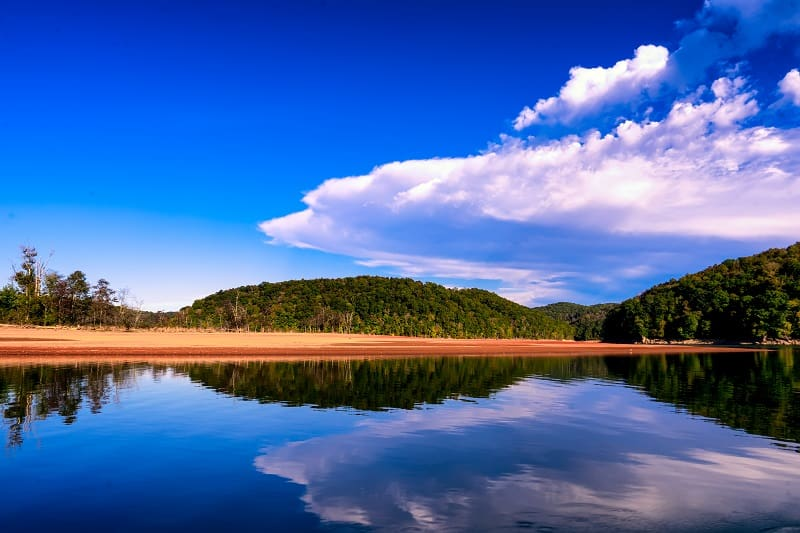 Five-County-Lake-in-Tennessee