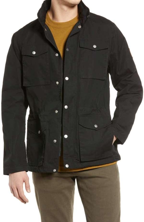 Fjällräven Rven Resistance Field Jacket