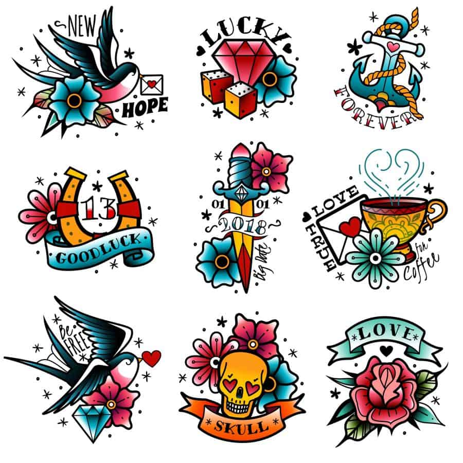 Flash Sheet Mixing Traditional And Contemporary Designs