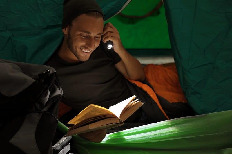 Flashlight, Headlamp - Camping Essentials